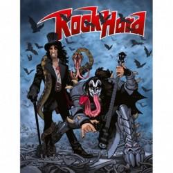 Couverture du Rock Hard n°178