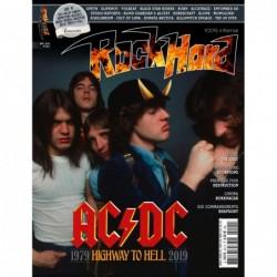 Couverture du Rock Hard n°201