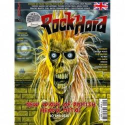 Couverture du Rock Hard n°204