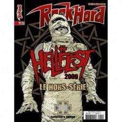 Couverture du hors-série Rock Hard n°3