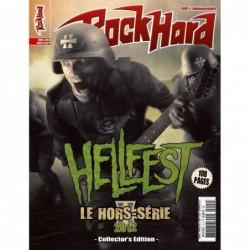 Couverture du hors-série Rock Hard n°6