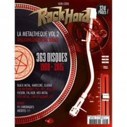 Couverture du hors-série Rock Hard n°14