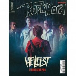 Couverture du hors-série Rock Hard n°20