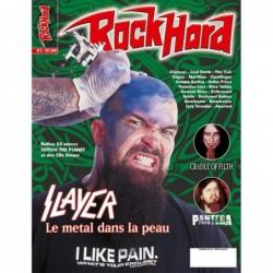 Couverture du Rock Hard n°2