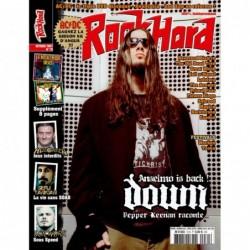 Couverture du Rock Hard n°70