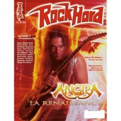 Couverture du Rock Hard n°4