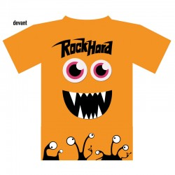 T-shirt Kids Rock Hard 2021