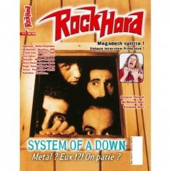 Couverture du Rock Hard n°11