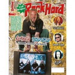 Couverture du Rock Hard n°13