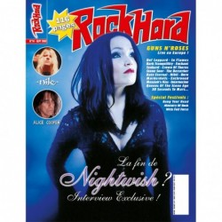 Couverture du Rock Hard n°14