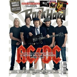 Rock Hard N°214