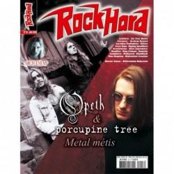 Couverture du Rock Hard n°18
