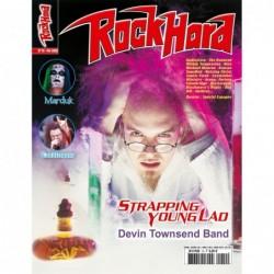 Couverture du Rock Hard n°19