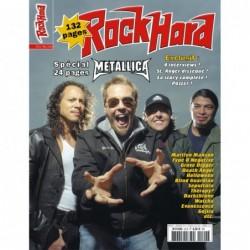 Couverture du Rock Hard n°22