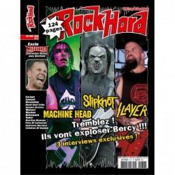 Couverture du Rock Hard n°37
