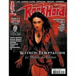 Couverture du Rock Hard n°38