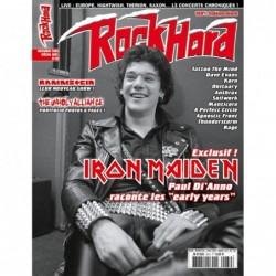 Couverture du Rock Hard n°39