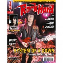 Couverture du Rock Hard n°44