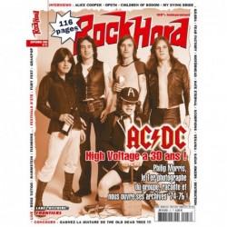 Couverture du Rock Hard n°47