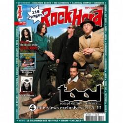 Couverture du Rock Hard n°54