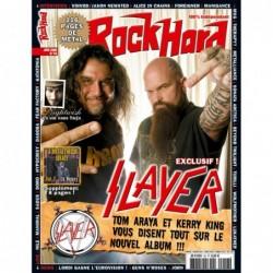 Couverture du Rock Hard n°56