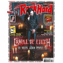 Couverture du Rock Hard n°58