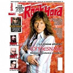 Couverture du Rock Hard n°61