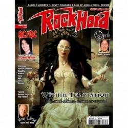 Couverture du Rock Hard n°63
