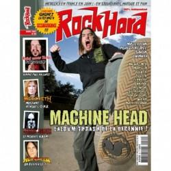 Couverture du Rock Hard n°64