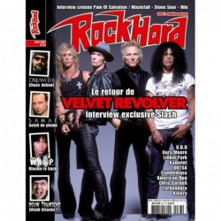 Couverture du Rock Hard n°67