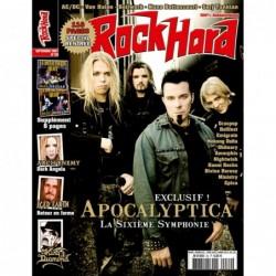 Couverture du Rock Hard n°69