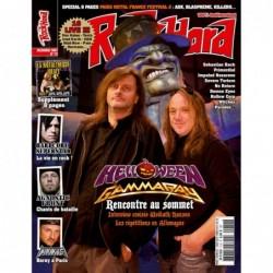 Couverture du Rock Hard n°72