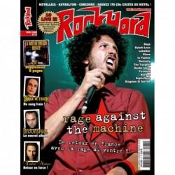 Couverture du Rock Hard n°75