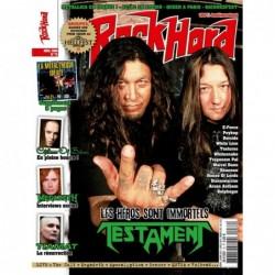 Couverture du Rock Hard n°76