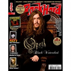 Couverture du Rock Hard n°77