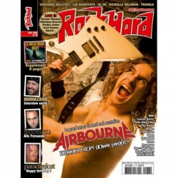 Couverture du Rock Hard n°78