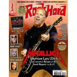 Couverture du Rock Hard n°80