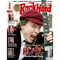 Couverture du Rock Hard n°81