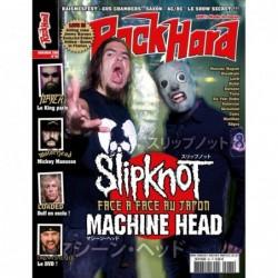 Couverture du Rock Hard n°82
