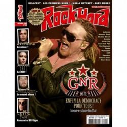 Couverture du Rock Hard n°83