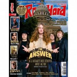 Couverture du Rock Hard n°84