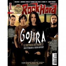Couverture du Rock Hard n°85