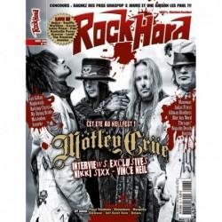 Couverture du Rock Hard n°86