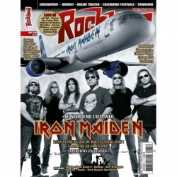 Couverture du Rock Hard n°87