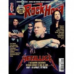 Couverture du Rock Hard n°88