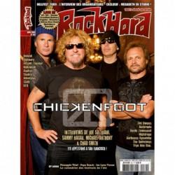 Couverture du Rock Hard n°89