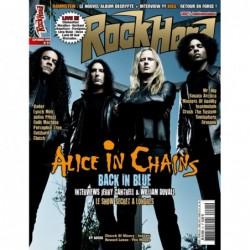 Couverture du Rock Hard n°91