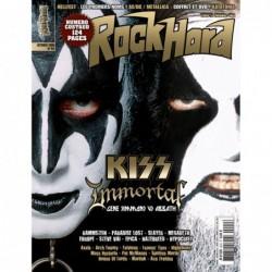Couverture du Rock Hard n°92