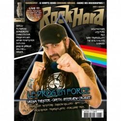 Couverture du Rock Hard n°93