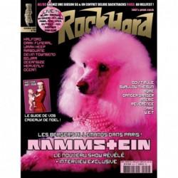 Couverture du Rock Hard n°94